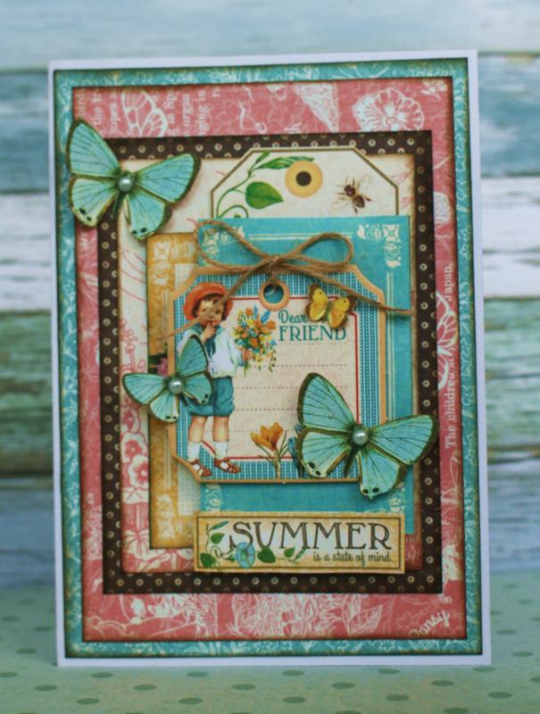 Summer *Graphic 45*