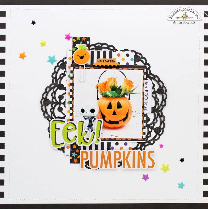 Eek pumpkins *Doodlebug Design DT*