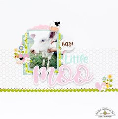 Hey little moo *Doodlebug Design DT*
