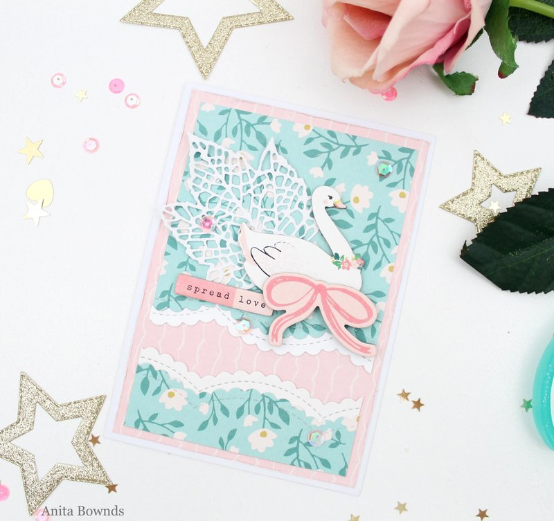 Spread love card