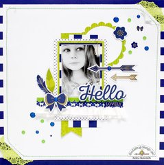 Hello lovely *Doodlebug design DT*