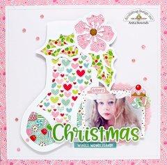 Christmas - doodlebug design DT