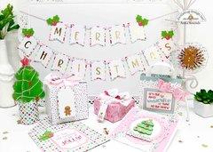 Merry Christmas - Doodlebug design DT