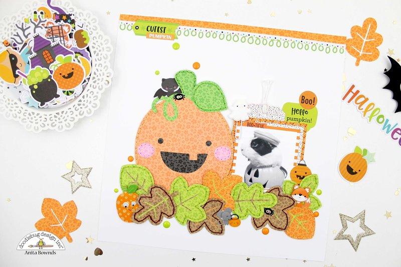 Cutest pumpkin *Doodlebug Design DT*