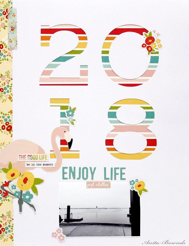 2018 enjoy life