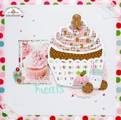 Sweet treats - Doodlebug design DT