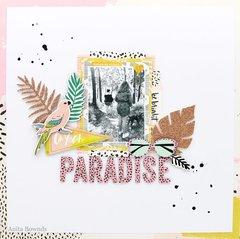 Oh yeah paradise layout