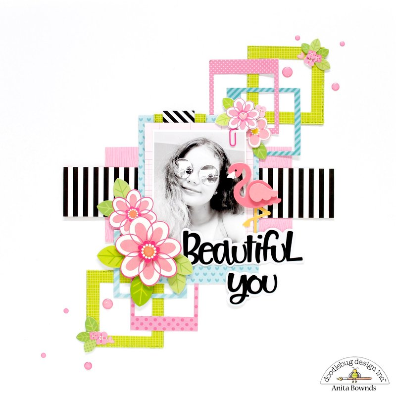 Beautiful you *Doodlebug design DT*