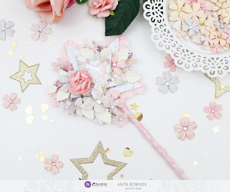 Fairy wand - prima DT