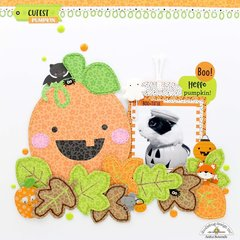Cutest pumpkin *Doodlebug Design DT*