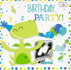 Birthday Party *Doodlebug Design DT*
