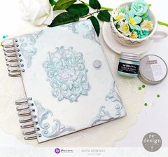Altered notebook *Prima marketing DT*