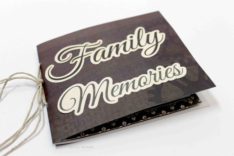 Family Memories - Kaisercraft DT