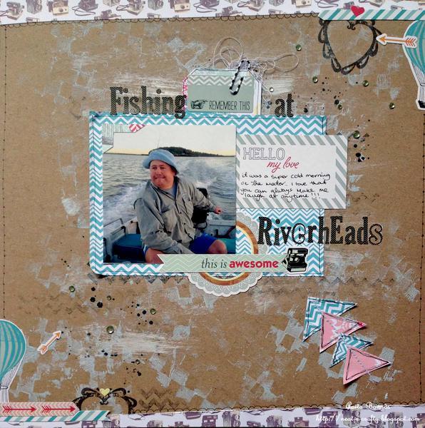 Fishing at Riverheads