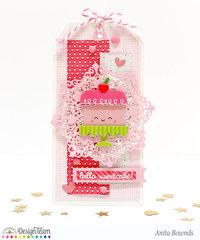 Hello sweet cake- Doodlebug design DT