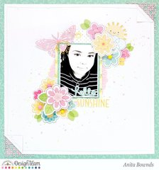 Hello sunshine - Doodlebug design DT