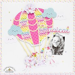 Magical - doodlebug design Dt