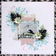Pelican - Kaisercraft DT
