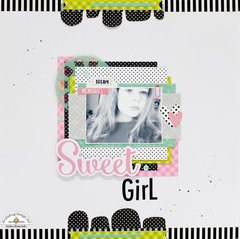 Sweet girl *Doodlebug Design DT*