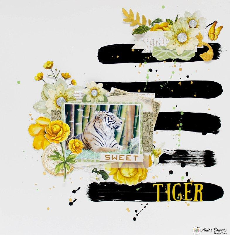 Sweet tiger