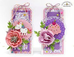Gift tags - Doodlebug design DT