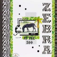 At the Zoo *Doodlebug Design*