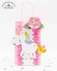 Unicorn party gift bag