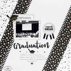 Graduation *Doodlebug Design DT*