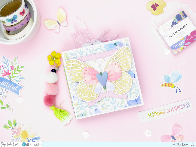 Spring mini album