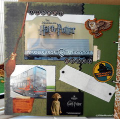 Almost there ! [Harry Potter Mini Album]