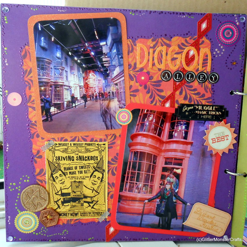 Diagon Alley [Harry Potter Mini Album]