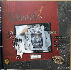 Wanted ! [Harry Potter Mini Album]