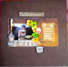 Butterbeer ?