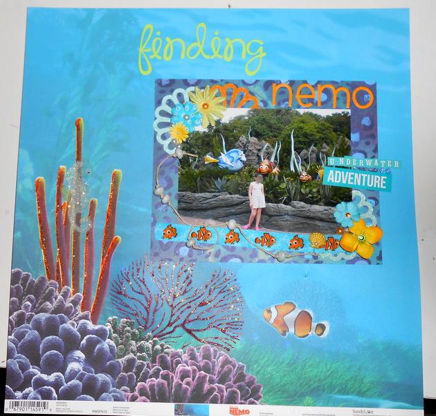Finding Nemo (Underwater Adventure)