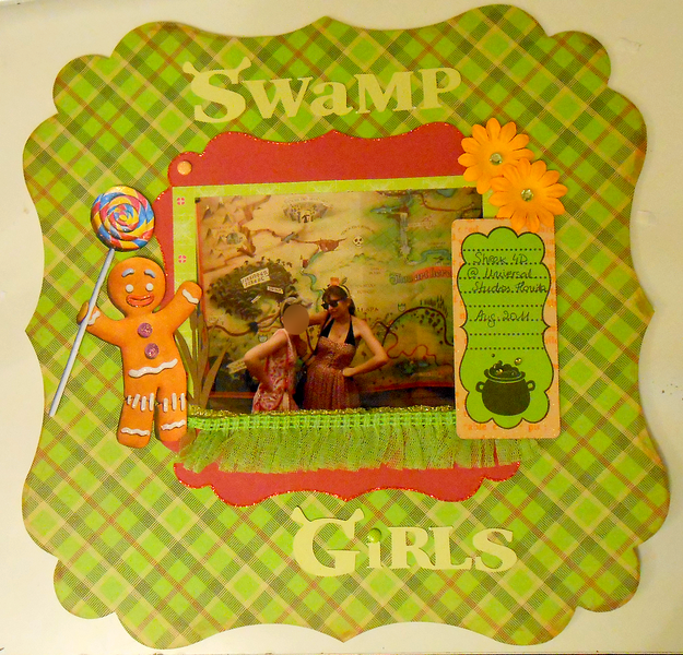 Swamp Girls