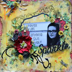 Sparkle~~ScrapThat! November kit and FWAB~~