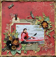 New Hobby~~ScrapThat! November kit~~