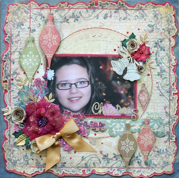 Christmas 2011~~ScrapThat! December Kit~~