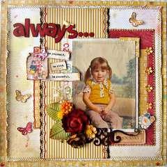 Always~~Paper Niche September Kit~~