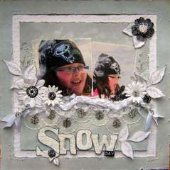 Snow Day *Creative Scrappers 129*