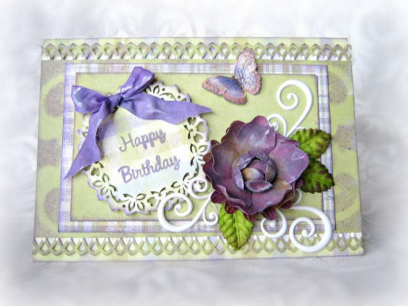 Birthday Card***Your Memories Here***