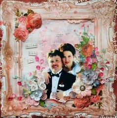 Love is a Dream~~Scraps of Elegance~~