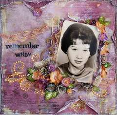 Remember When**ScrapThat! July Kit**