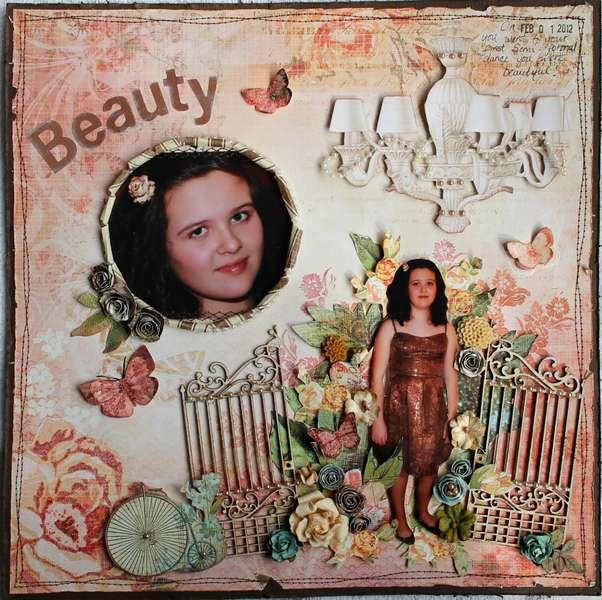 **Scrap That! April �Serendipity� Kit** Beauty