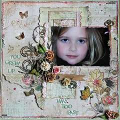 ~~Scrap That! 2nd Anniversay Kit~~ You Grew Up...