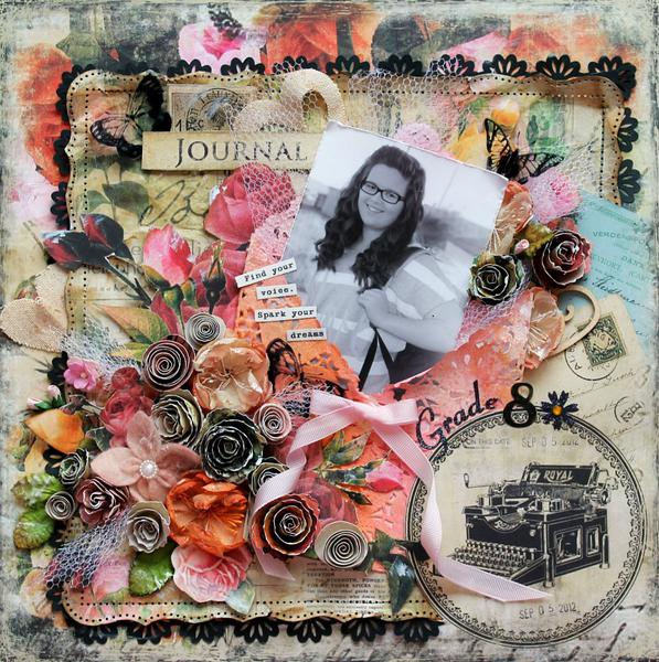 Grade 8 ~~ScrapThat! February Kit~~