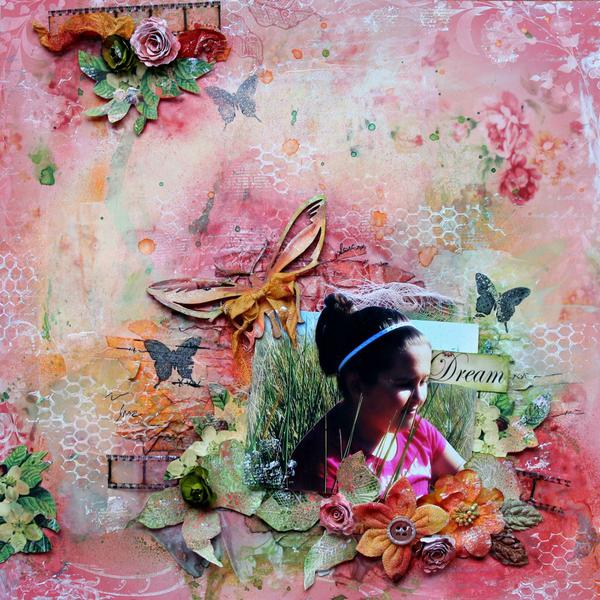 Dream~~ScrapThat! March Kit~~