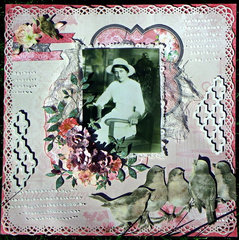 Miss Rose..DT page for Oct Scraps of Elegance