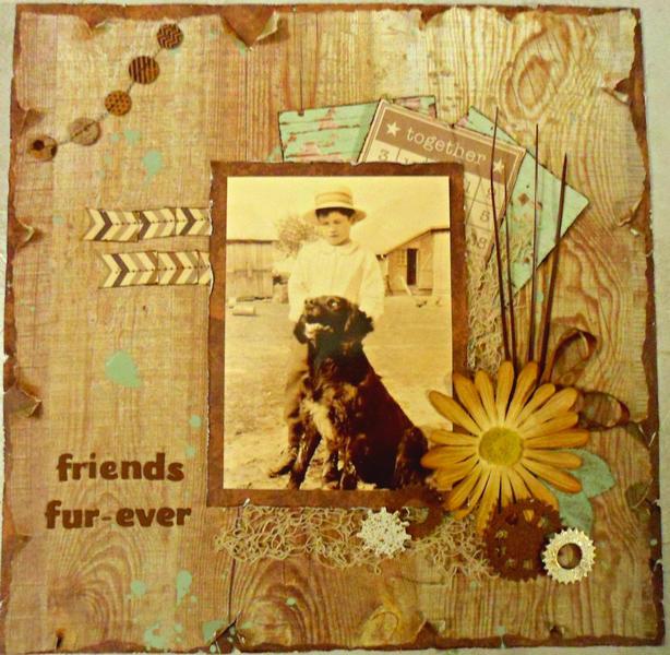 friends Fur-ever
