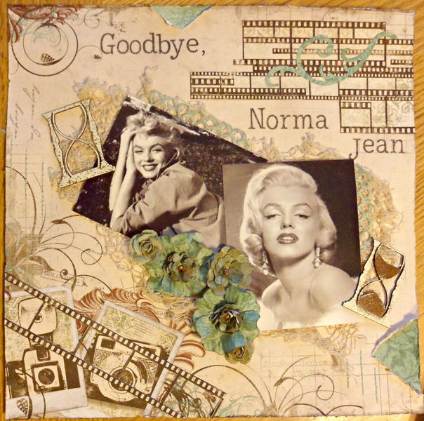 Goodbye Norma Jean